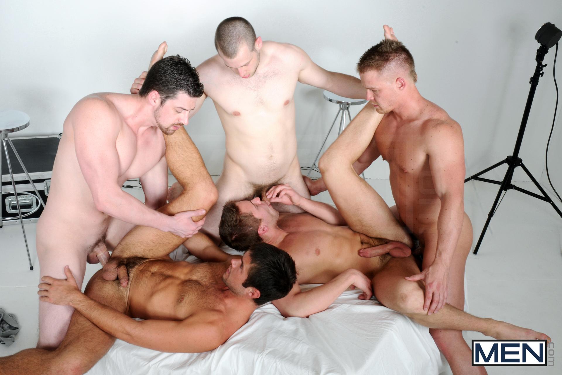 Free Male Gangbangs 18