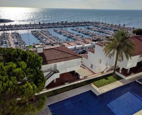 penthouse Puerto de Aiguadolc, Sitges for sale