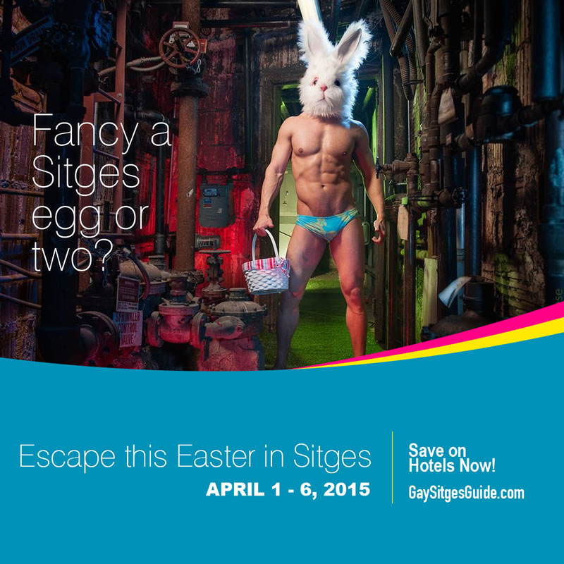 Easter in Sitges 2015