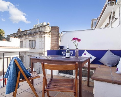 Fabulous Penthouse Apartment Central Sitges