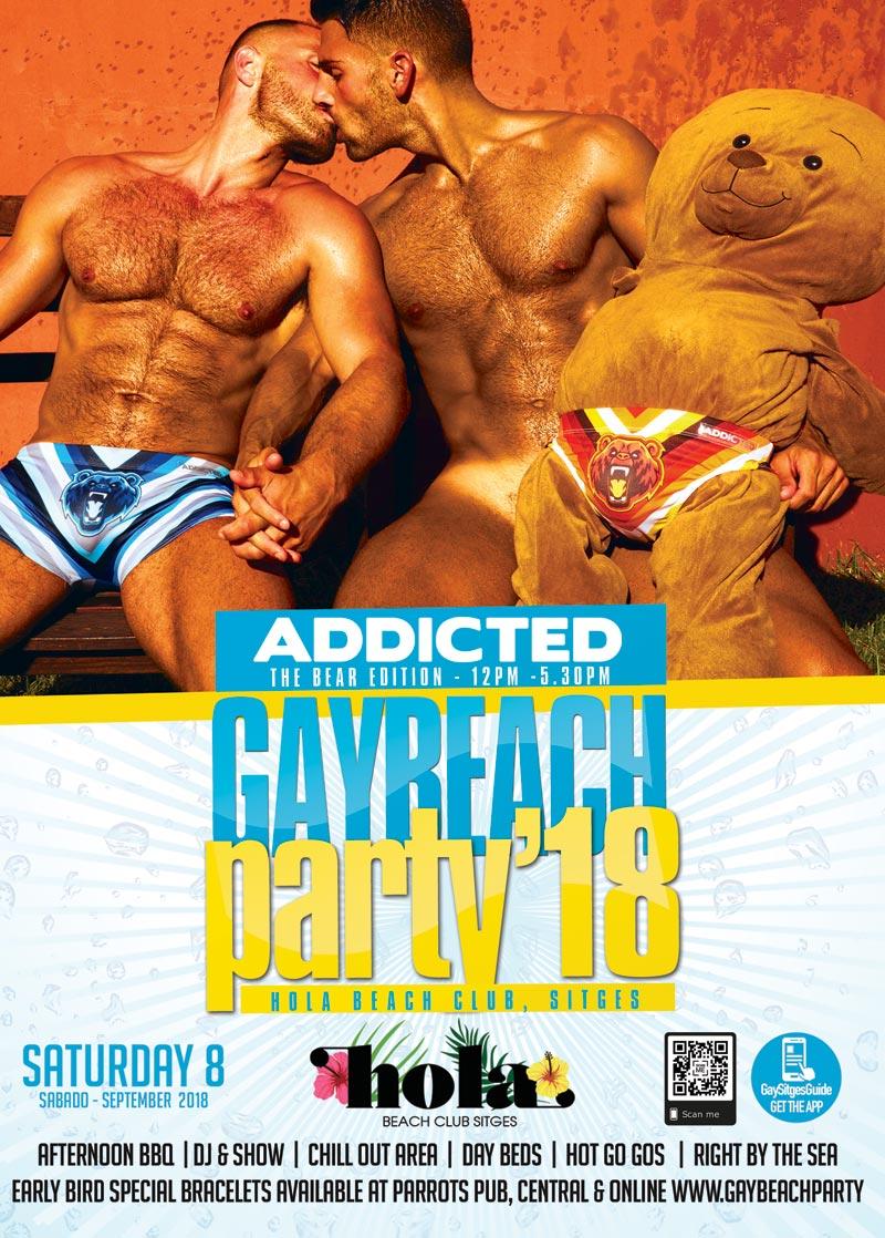 Gay Beach party Summer 2018