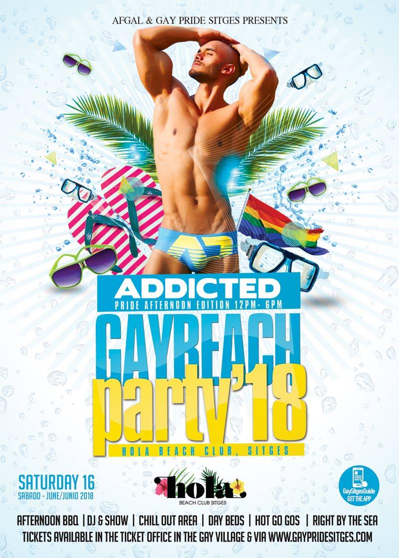 Gay Beach Party 2018
