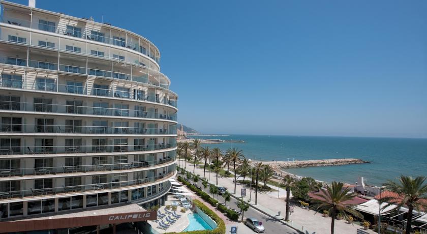 Hotel Calipolis Views