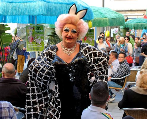 Easter in Sitges
