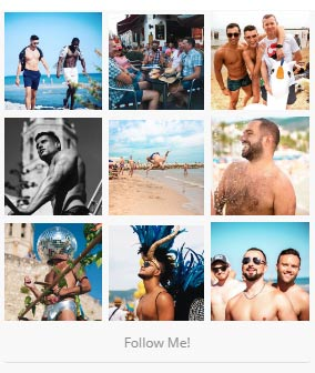 Gay SitgesGuide Instagram