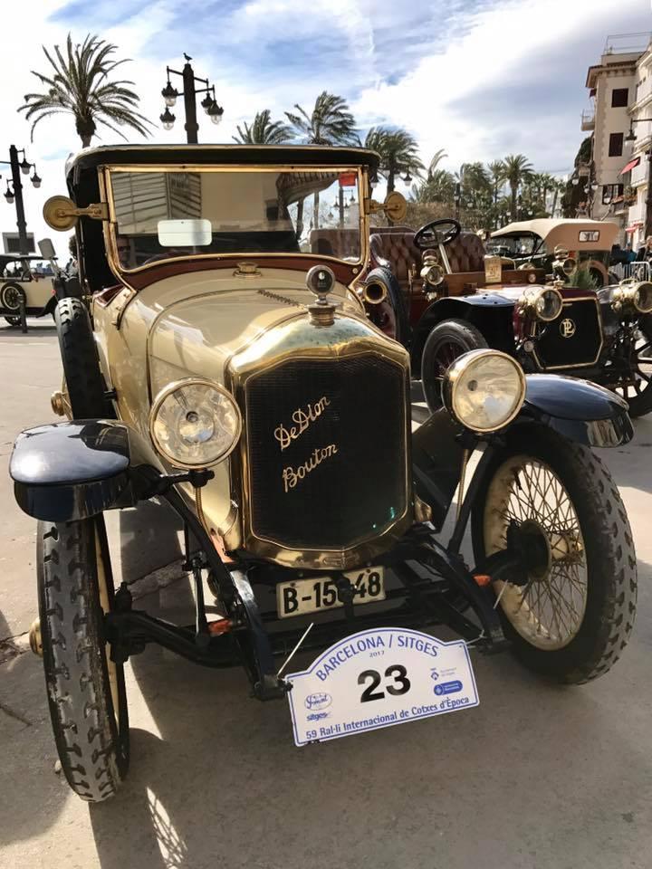 Sitges Car Rally 2019 - Rallye de Sitges