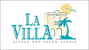 La Villa Sitges Logo
