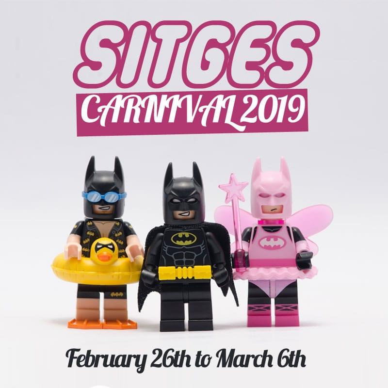 Sitges Carnaval 2019