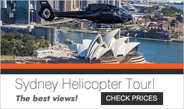 Sydney Harbour Helicopter Tour