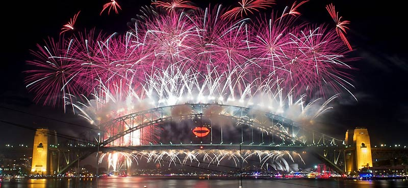 Sydney New Years Eve 2018 Fireworks Parties And Celebrations