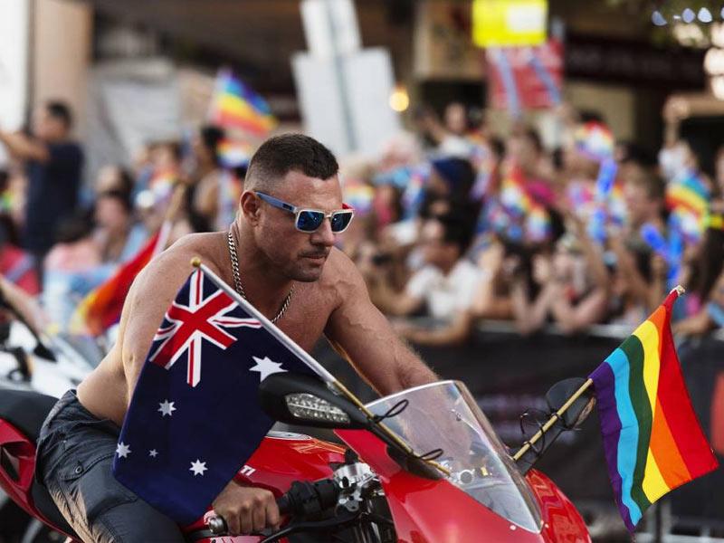 LGBT history of Sydney