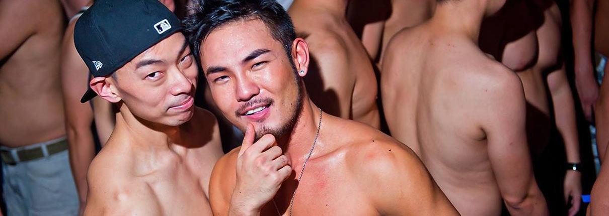 taiwan gay scene