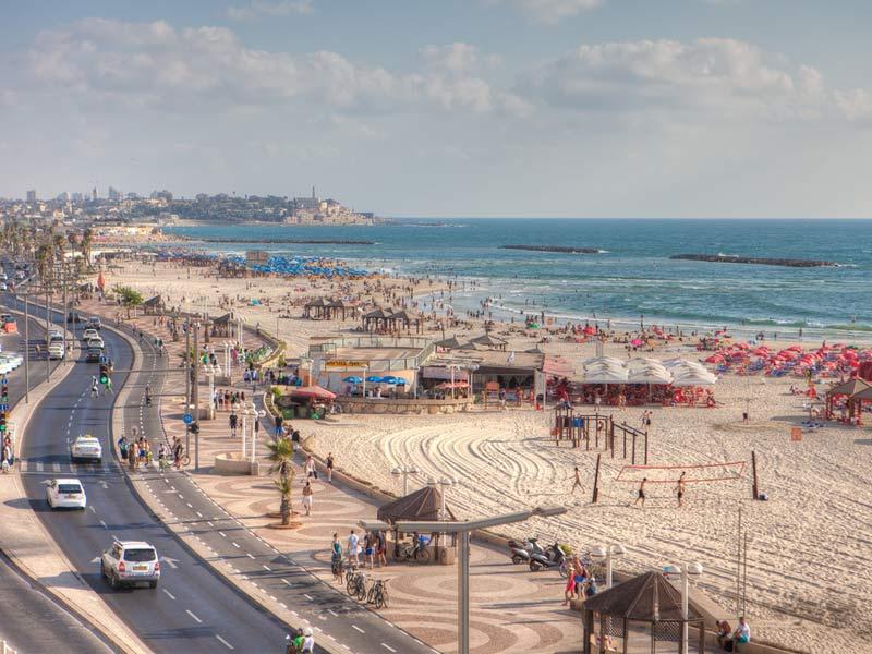 Tel Aviv gay cruising