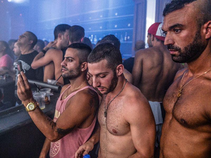 Tel Aviv Gay Club