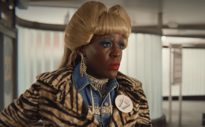 """Sex Education star Ncuti Gatwa reveals why drag scene was a """"challenge"""""""