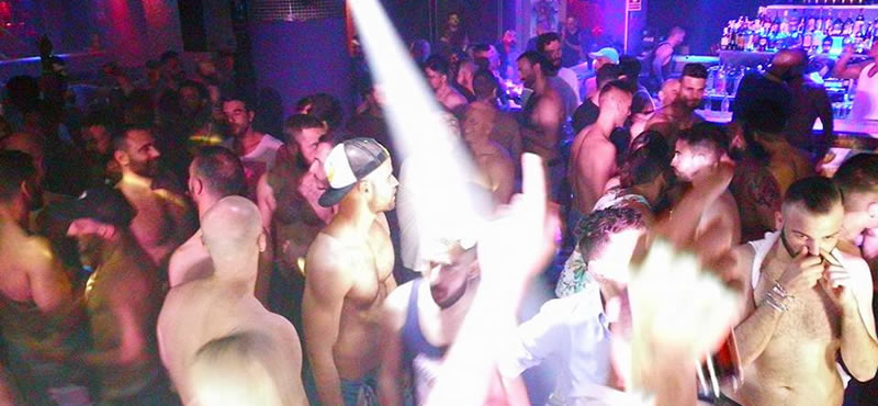CENTURYON gay night club Torremolinos