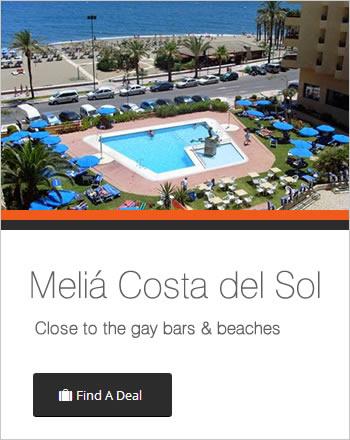 Melia Hotel Torremolinos