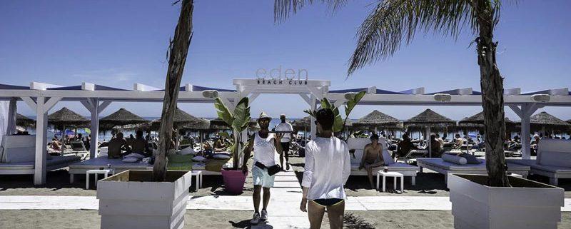 Gay Beach Clubs in Torremolinos