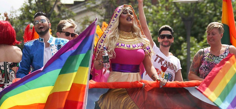 Gay events events in Dublin