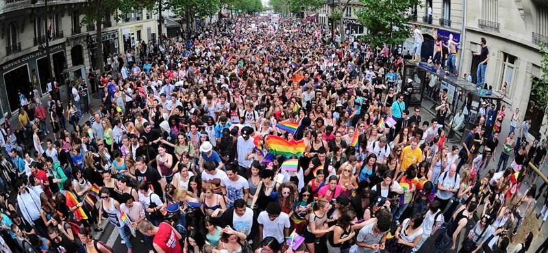 Gay Rpide Paris