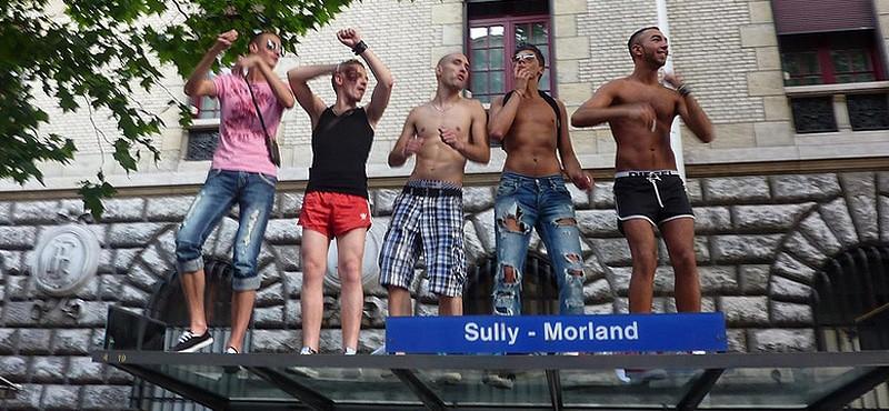 Paris Gay Pride events calendar