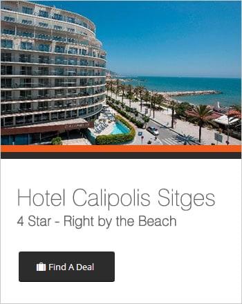 Hotel Calipolis Sitges