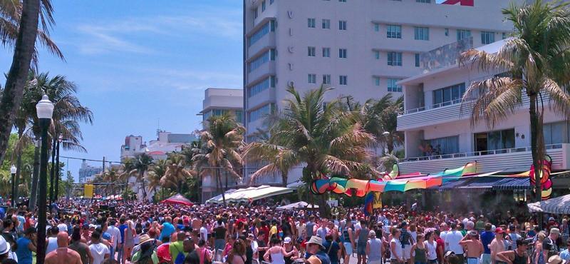 Miami Beach Pride Ocean Drive