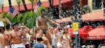 Dancers at Miami Beach Pride