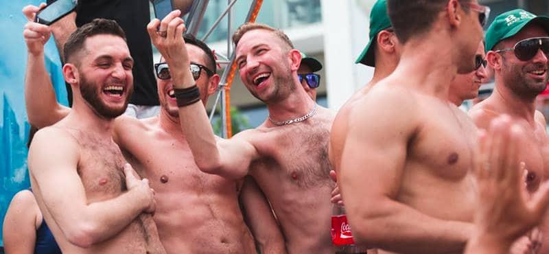 Sitges Gay Pride parade