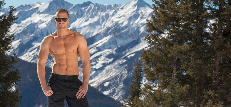 gay ski week pics