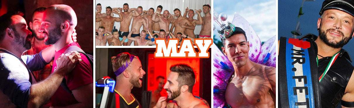 Gay Events in May