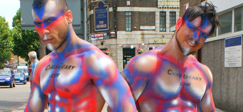 brighton gay town