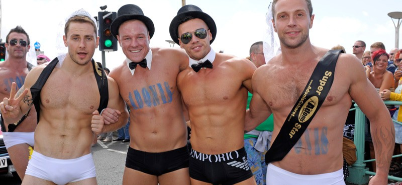 Gay in kilts