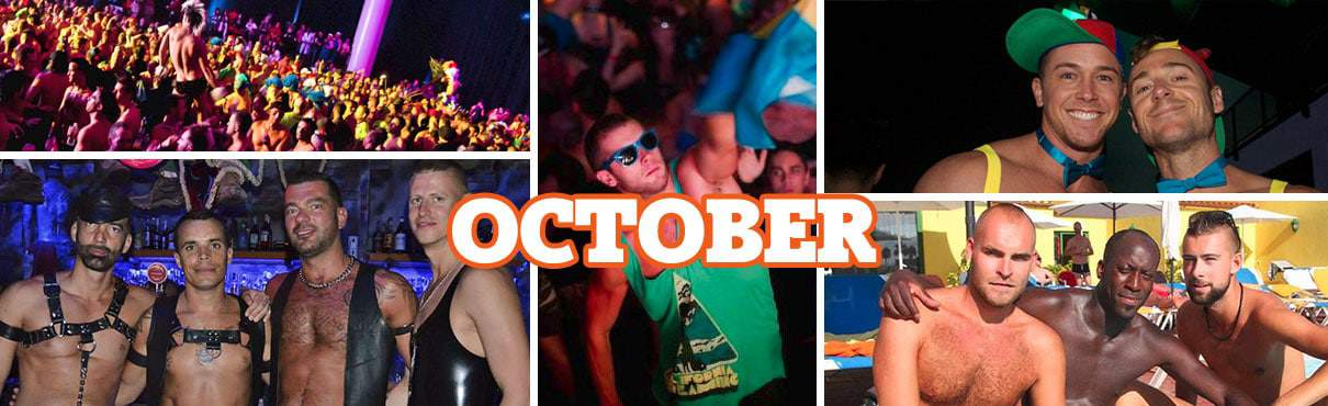 Gay events in October