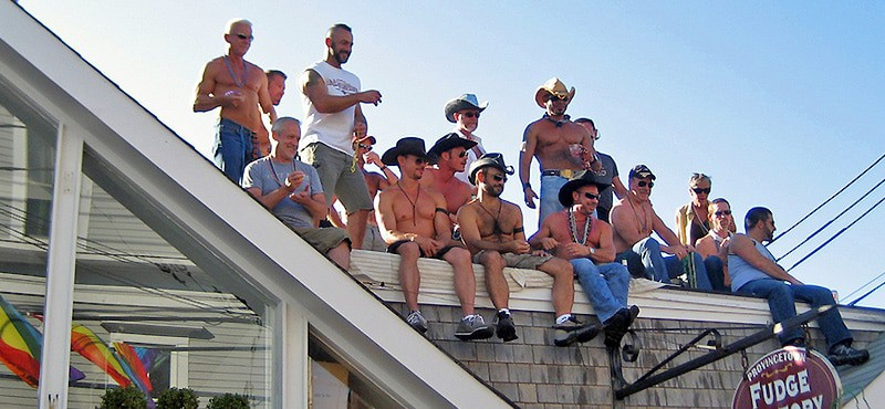 Provincetown Carnival 2018 One Of The Hottest Summer Events In The Usa