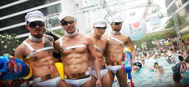 G Circuit Songkran 2019 The Largest Gay Circuit Party In Asia