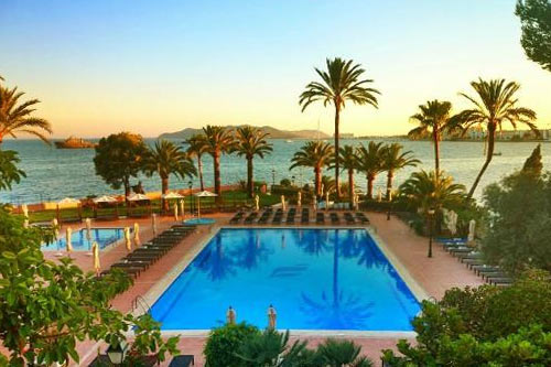 Quiet Beach Resorts In Ibiza