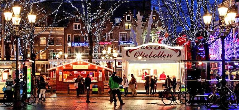 amsterdam christmas 2018 dates