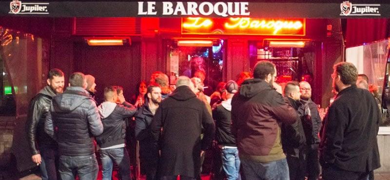 Brussels gay nightlife