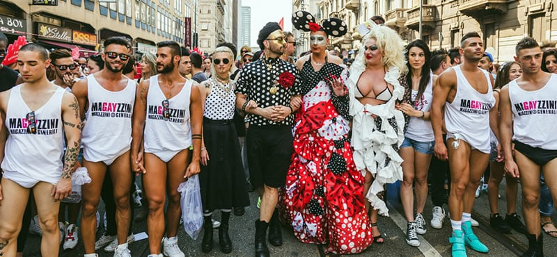 Milan pride is a parade and festival held at the end of june for Gay club milan