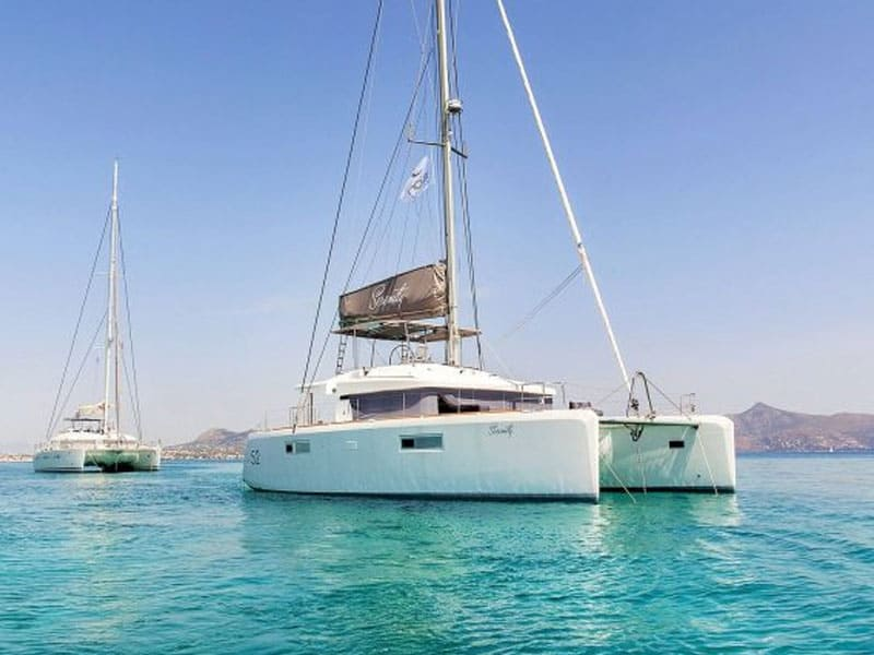 Mykonos Gay Tours Catamaran