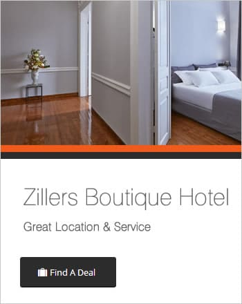 Zillers Hotel Athens