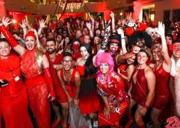 Red Dress Party San Diego