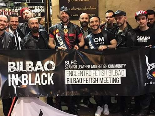 Bilbao in Black