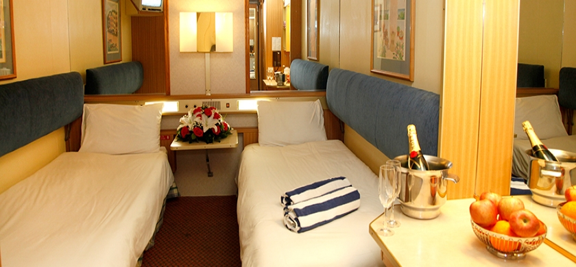 Celestyal Olympia Cruise Ship Cabins Amp Deck Plans