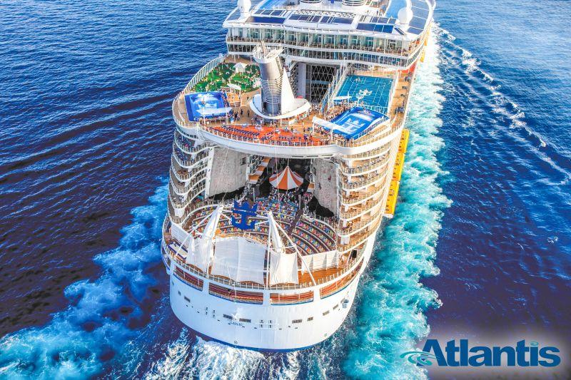 Atlantis Schiff schwule Kreuzfahrt