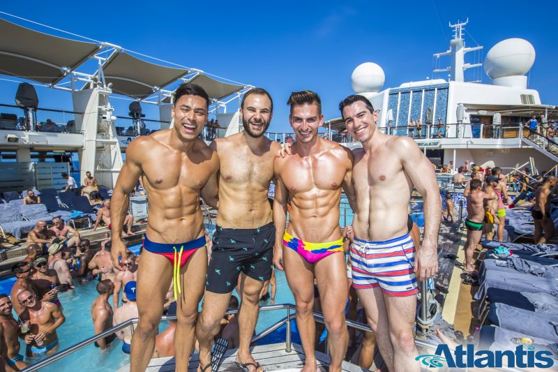 Atlantis schwule Kreuzfahrt Mexiko