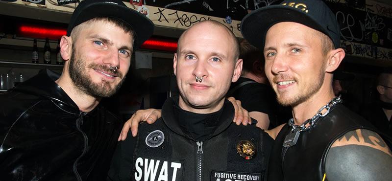 HARD ON gay fetish club Vienna