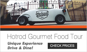 Hotrod Gourmet Food Tour