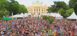 Vienna Gay Pride Village